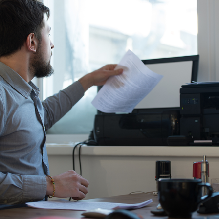 How To Save On Home Office Printing