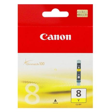 CANON CLI-8Y Yellow OEM