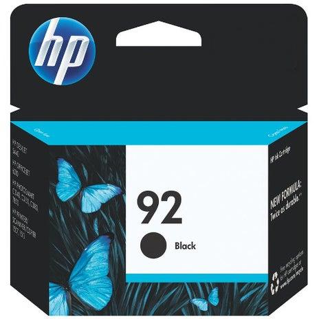 HP92 C9362WA  Black OEM