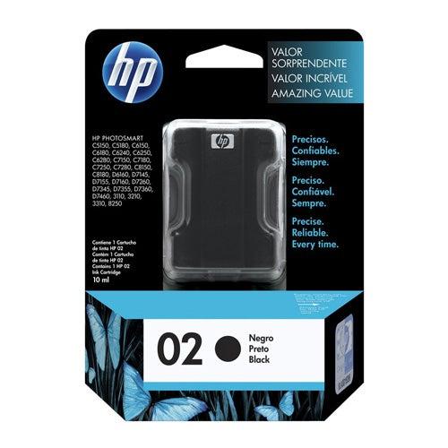 HP02B C8721WA Black OEM