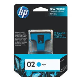 HP02C C8771WA Cyan OEM