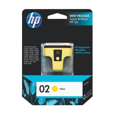 HP02Y C8773WA Yellow OEM