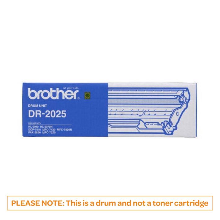 BROTHER DR2025 Drum Unit OEM
