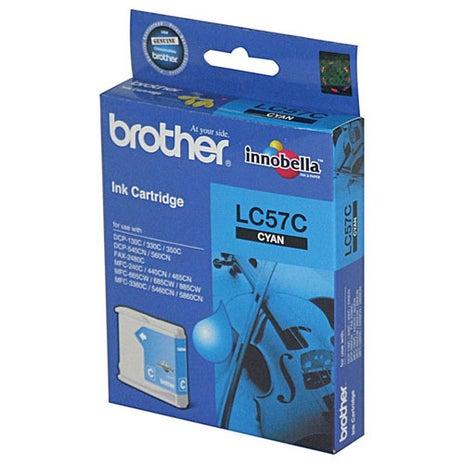 BROTHER LC57 Cyan OEM