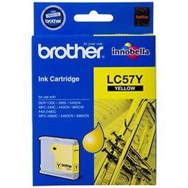 BROTHER LC57 Yellow OEM