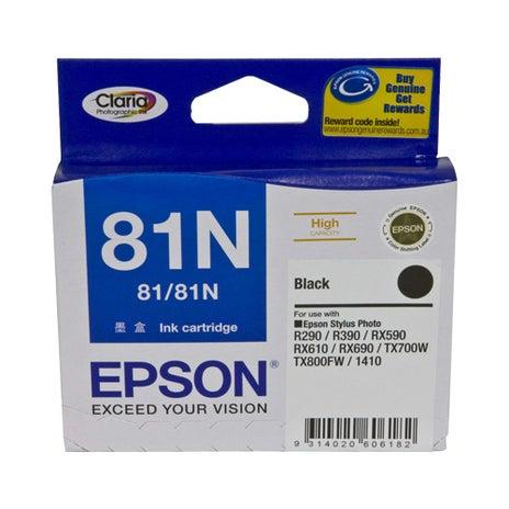 EPSON 81N Black OEM