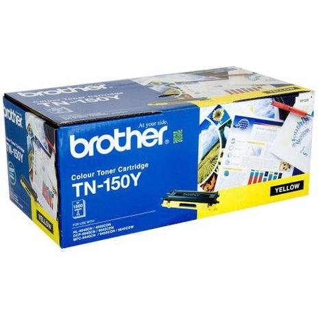BROTHER TN150 Yellow Toner OEM