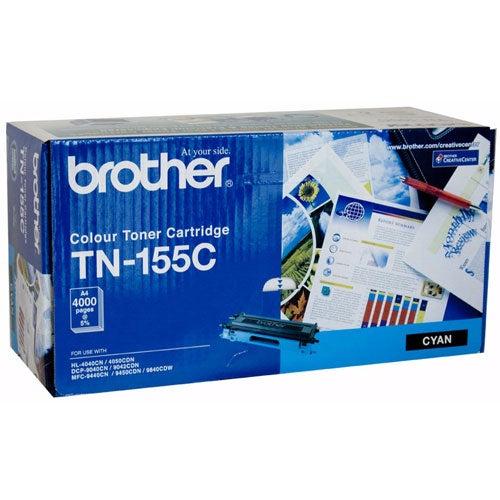 BROTHER TN155 Cyan High Capacity Toner OEM