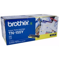 TN155Y Yellow Toner High Capacity