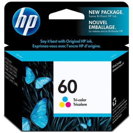HP60C CC643WA Tri-Colour OEM