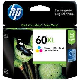 HP60XLC CC644WA Tri-Colour Extra Large OEM