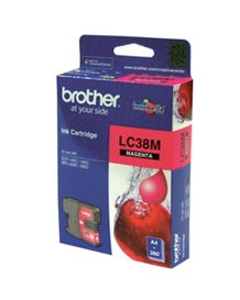 BROTHER LC38 Magenta OEM