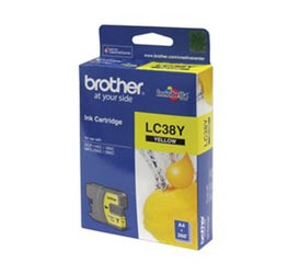BROTHER LC38 Yellow OEM