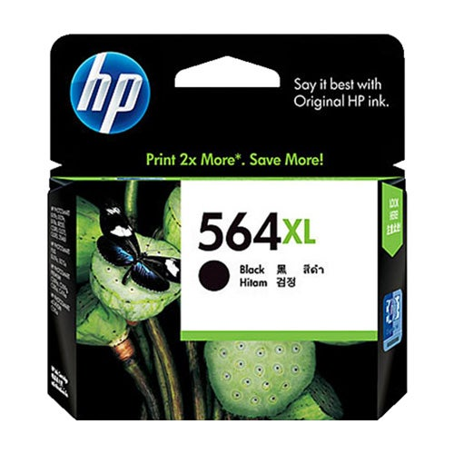 HP564XLB CN684WA Black Extra Large OEM