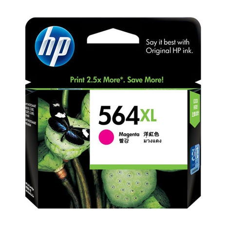 HP564XLM CB324WA Magenta Extra Large OEM