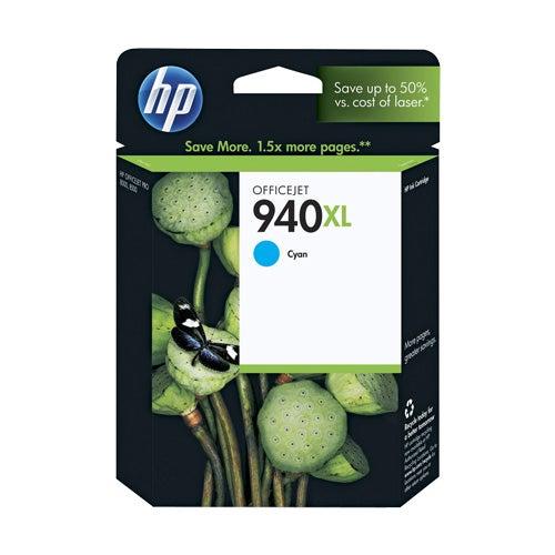HP940XLC C4907A Cyan Extra Large OEM