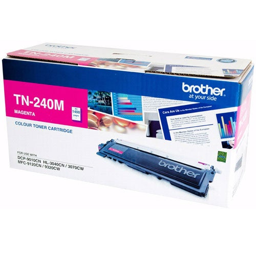BROTHER TN240 Magenta Toner OEM