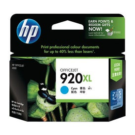 HP920XLC CD972AA Cyan Extra Large OEM