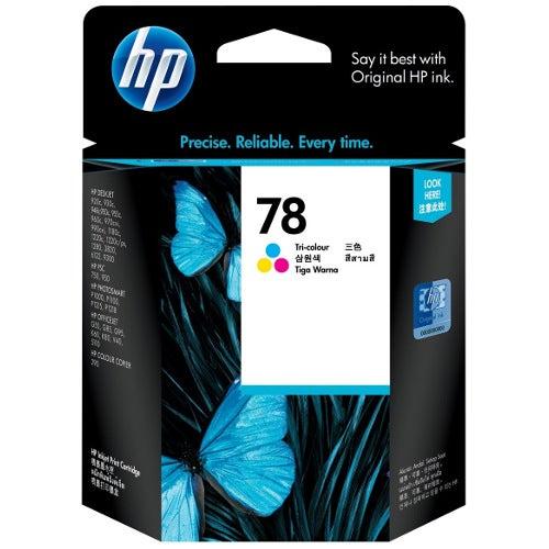 HP78 C6578D Tri-Colour OEM