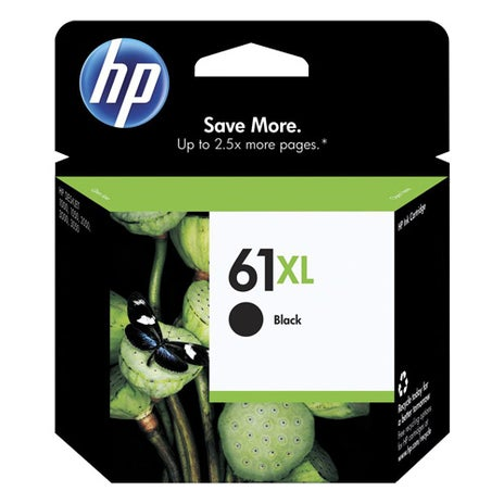 HP61XLB CH563WA Black Extra Large OEM