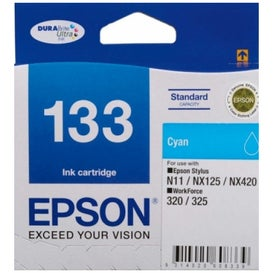 EPSON T133 Cyan Ink OEM
