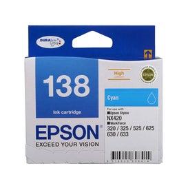 EPSON T138 Cyan Extra Large OEM