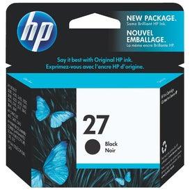 HP27 C8727AA Black OEM