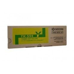 KYOCERA TK594 Yellow OEM