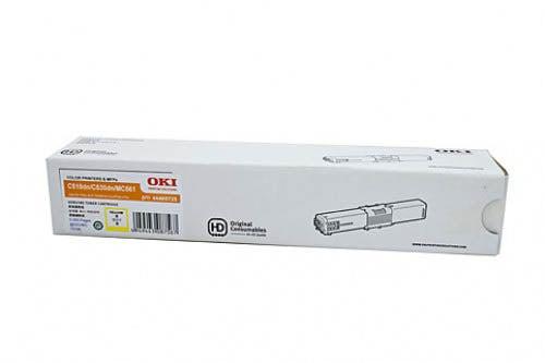 OKI C510 Yellow Toner  OEM