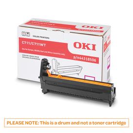 OKI C711 Magenta Drum