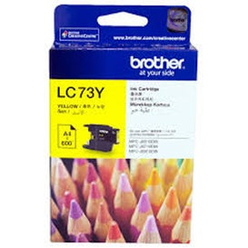 BROTHER LC73 Yellow OEM