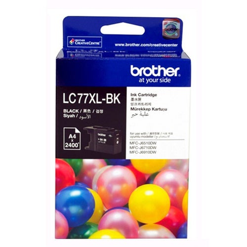 BROTHER LC77XL Black Extra Large OEM