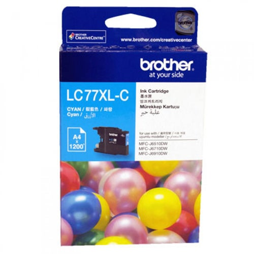 BROTHER LC77XL Cyan Extra Large OEM