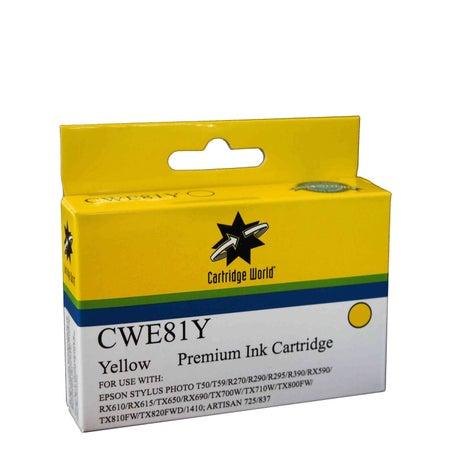 CW Brand 81N Cyan