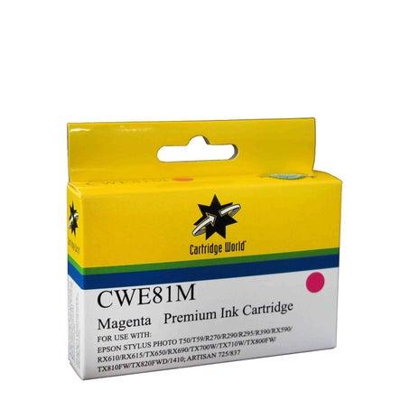 CW Brand 81N Magenta