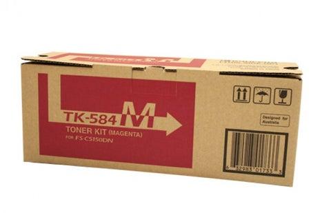 KYOCERA TK584 Magenta OEM