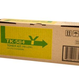 KYOCERA TK584 Yellow OEM