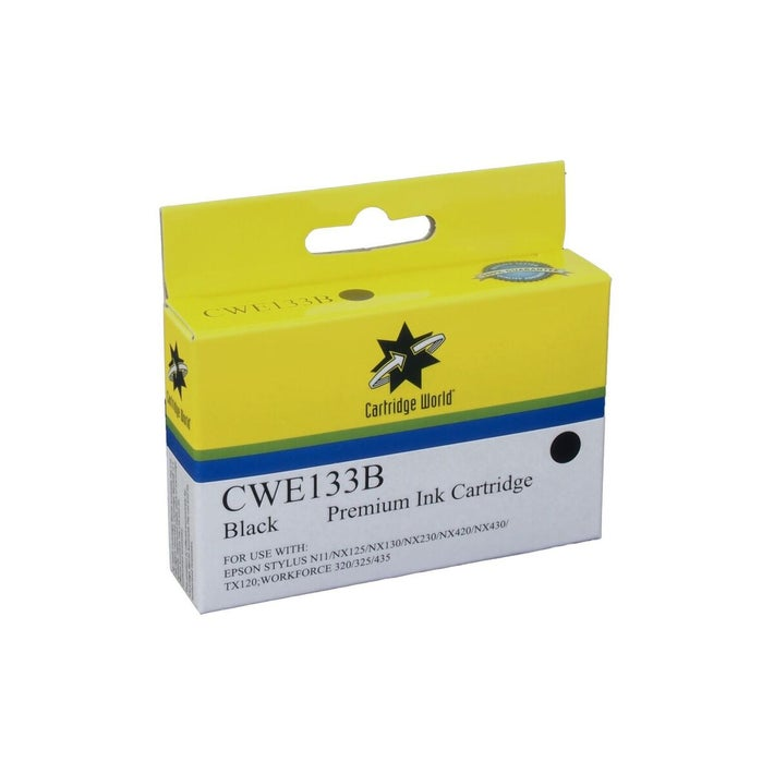 CW Brand T133 Black