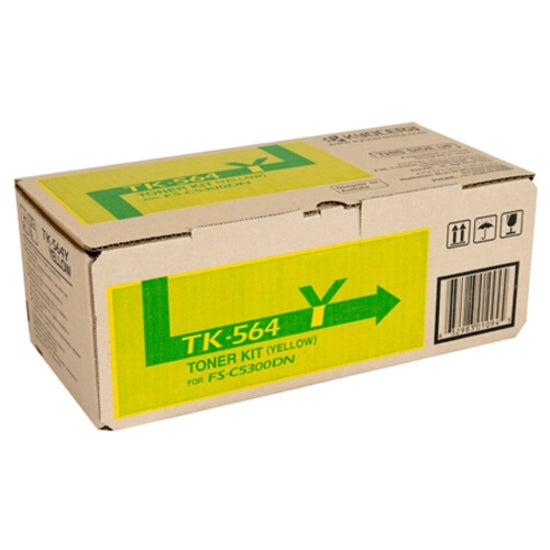 KYOCERA TK564 Yellow OEM