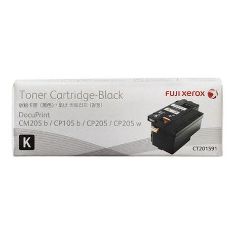 FUJI XEROX CT201591 CM/CP205 Black Toner OEM