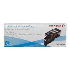 FUJI XEROX CT201592 CM/CP205 Cyan Toner OEM