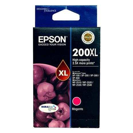 EPSON T200XL Magenta Extra Large OEM