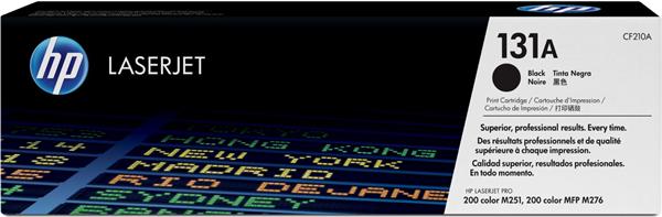 HP CF210A (131A)  Black Standard Capacity OEM
