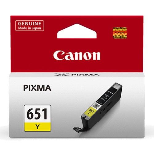 CANON CLI651 Yellow  OEM