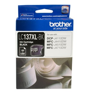 BROTHER LC137XL Black Extra Large OEM
