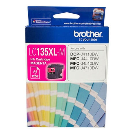 BROTHER LC135XL Magenta Extra Large OEM