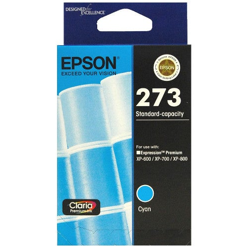 EPSON 273 Cyan  OEM