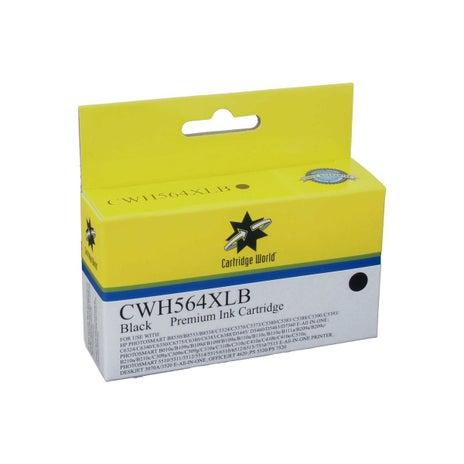 CW Brand 564XLB Black Extra Large