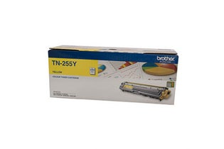 TN255Y Yellow High Capacity Toner
