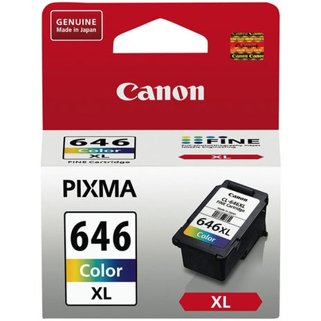 CANON CL646XL Colour Extra Large OEM